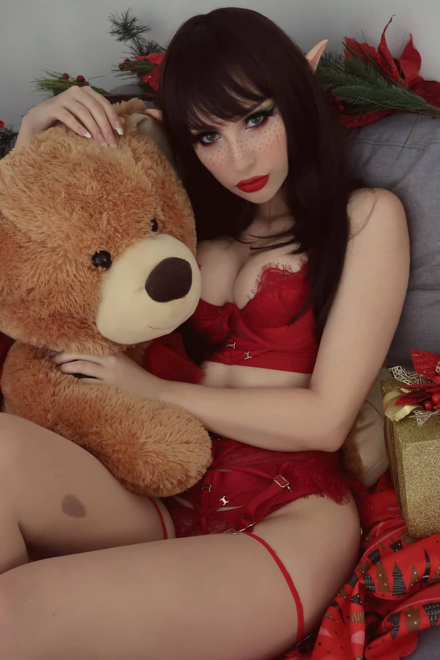 Beke Jacoba - Christmas Elf [38P115M]插图1